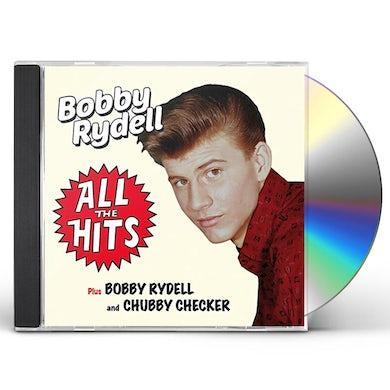 ALL THE HITS / BOBBY RYDELL & CHUBBY CHECKER + 6 CD