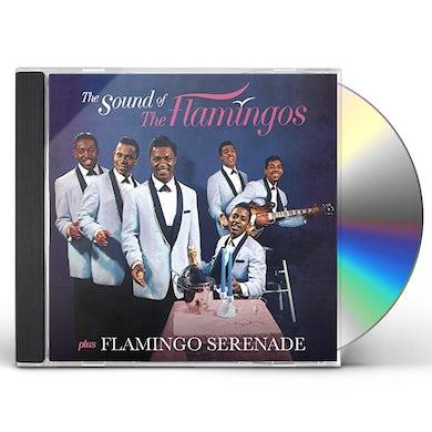 SOUND OF THE FLAMINGOS / FLAMINGO SERENADE + 3 CD