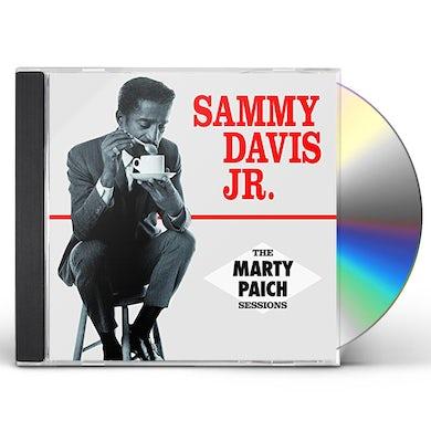 Sammy Davis Jr 1961-1962 MARTY PAICH SESSIONS CD