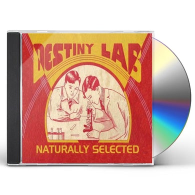Destiny Lab NATURALLY SELECTED CD