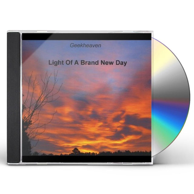 Geekheaven LIGHT OF A BRAND NEW DAY CD