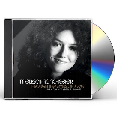 "Melissa Manchester THROUGH THE EYES OF LOVE - COMPLETE ARISTA 7"" CD"