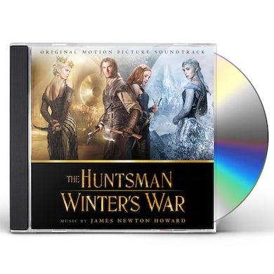 James Newton Howard HUNTSMAN: WINTER'S WAR (SCORE) / Original Soundtrack CD