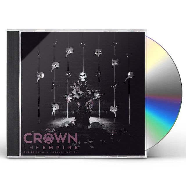 Crown The Empire RESISTANCE: DELUXE EDITION CD