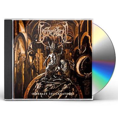 Beheaded BEAST INCARNATE CD