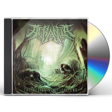 Acrania BEGINNING OF THE END CD