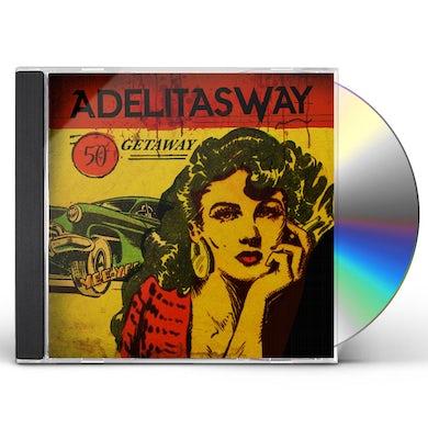 Adelitas Way GETAWAY CD