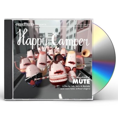 Happy Camper SOUNDTRACK OF MUTE-EP- CD