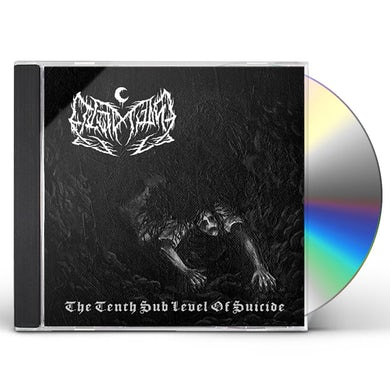 Leviathan TENTH SUBLEVEL OF SUICIDE CD
