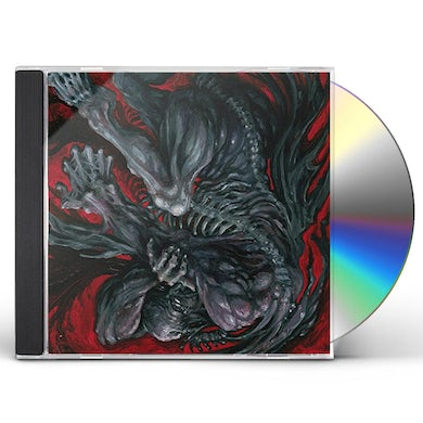 Leviathan MASSIVE CONPIRACY AGAIN ST ALL LIFE CD
