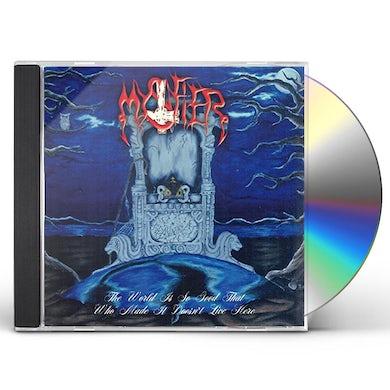 Mystifier WORLD IS SO GOOD CD