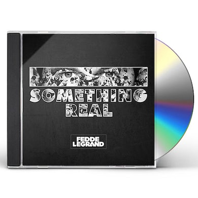 Fedde Le Grand SOMETHING IS REAL CD