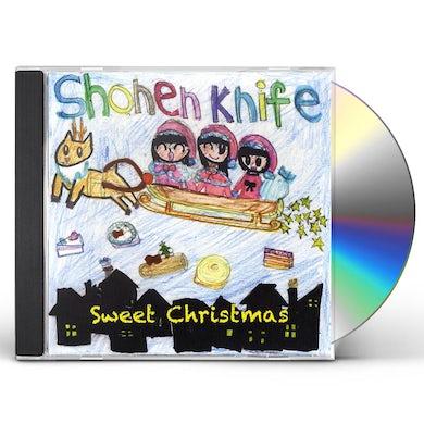 Shonen Knife SWEET CHRISTMAS CD