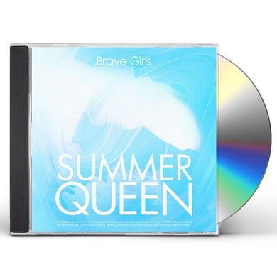 Brave Girls  SUMMER QUEEN CD