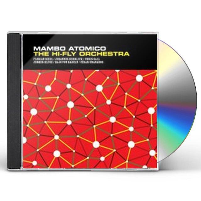 The Hi-Fly Orchestra MAMBO ATOMICO CD