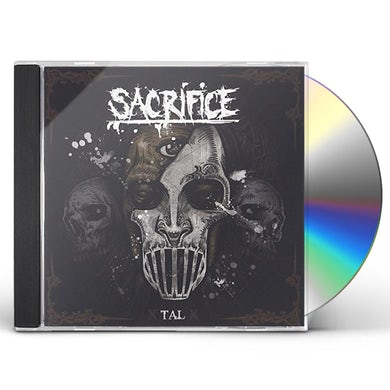 Sacrifice TAL (SINGLE ALBUM) CD