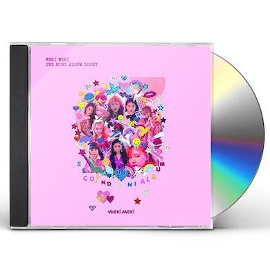 Weki Meki LUCKY (MEKI VERSION) CD