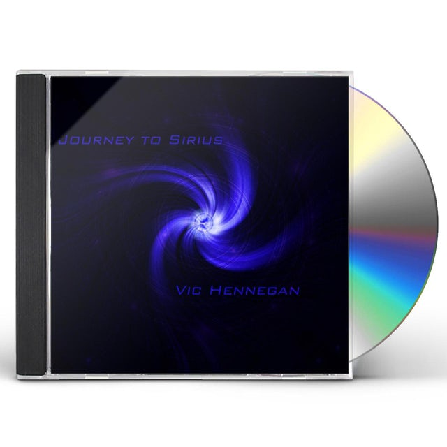 Vic Hennegan JOURNEY TO SIRIUS CD