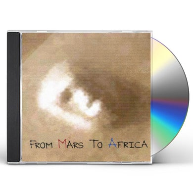 Scream FROM MARS TO AFRICA CD