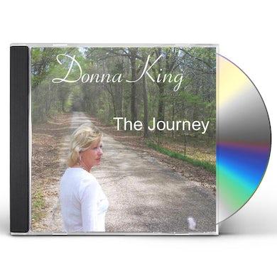 Donna King JOURNEY CD