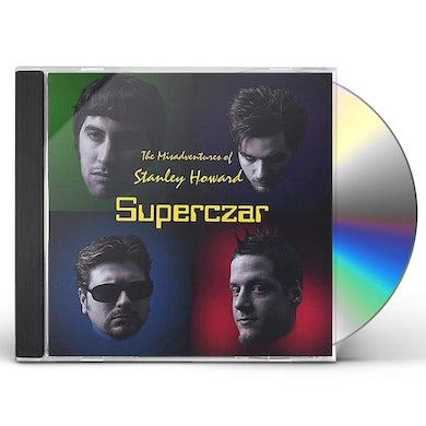 Superczar MISADVENTURES OF STANLEY HOWARD CD