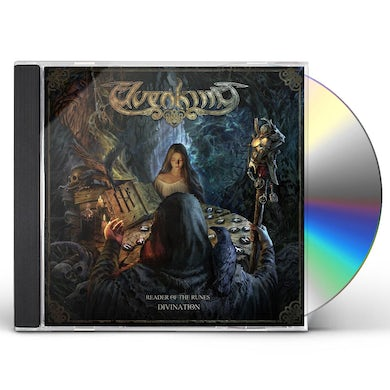 Elvenking Reader Of The Rules: Divination CD