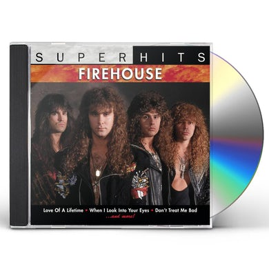 Firehouse SUPER HITS CD