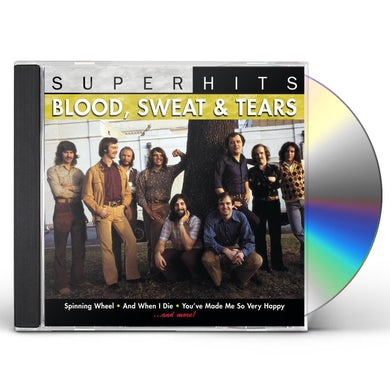 Blood Sweat & Tears SUPER HITS CD
