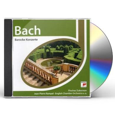 Pinchas Zukerman BAROCKE KONZERTE CD