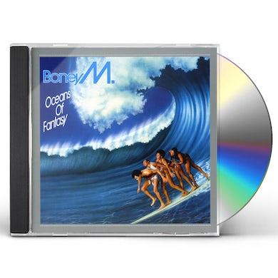 Boney M OCEANS OF FANTASY CD