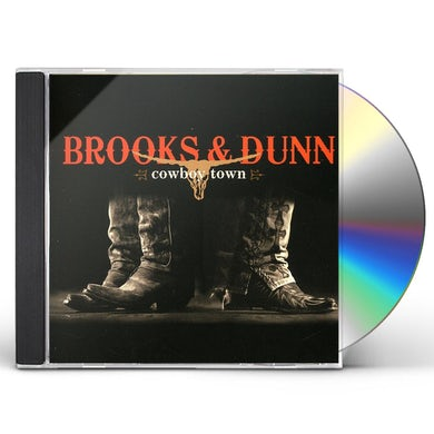 Brooks & Dunn COWBOY TOWN CD