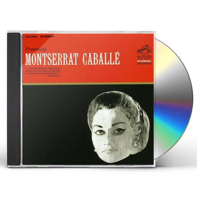 PRESENTING MONTSERRAT CABALLE CD