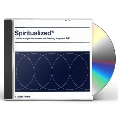 Spiritualized LADIES & GENTLEMEN WE ARE FLOATING IN SPACE CD