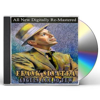 Frank Sinatra ANGELS ARE SO FEW CD