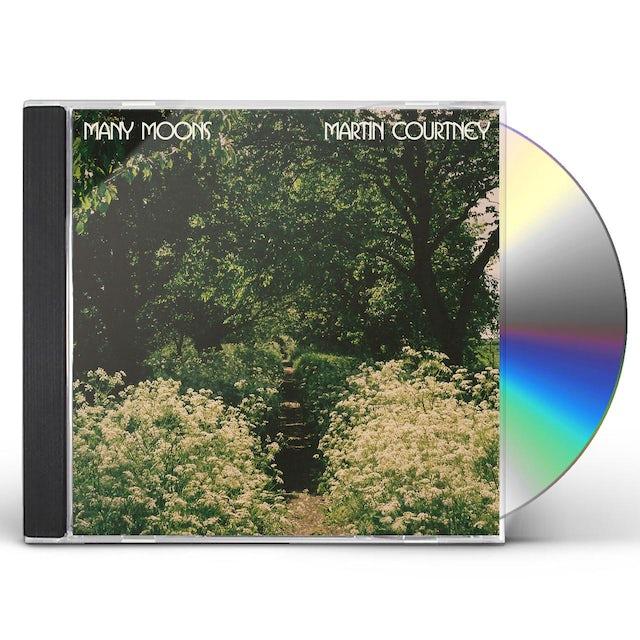 Martin Courtney MANY MOONS CD