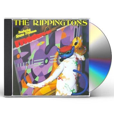 Rippingtons MODERN ART CD