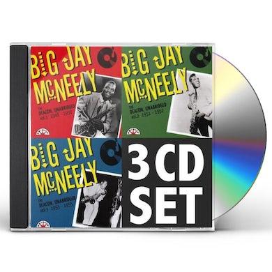 Big Jay Mcneely THE DEACON UNABRIDGED 1948-1955 3CD SET CD