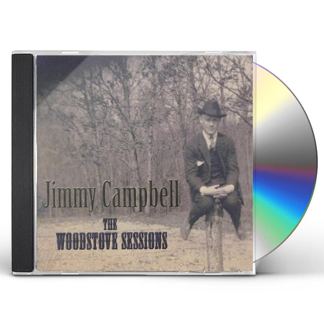 Jimmy Campbell WOODSTOVE SESSIONS CD
