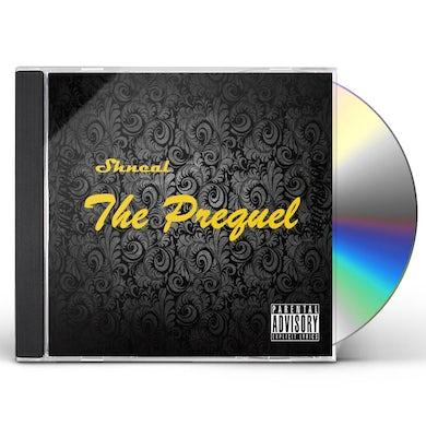 Shneal PREQUEL CD