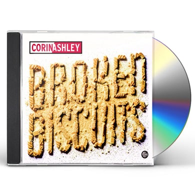 Corin Ashley BROKEN BISCUITS CD