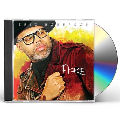 Eric Roberson FIRE CD