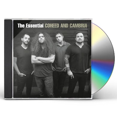 ESSENTIAL Coheed and Cambria CD