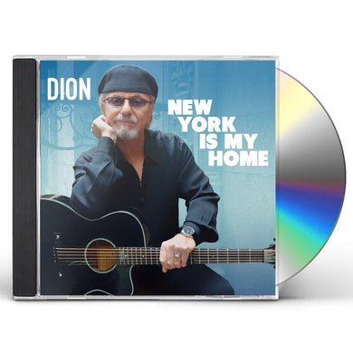 Dion NEW YORK IS MY HOME CD
