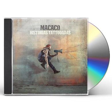 HISTORIAS TATTOOADAS CD