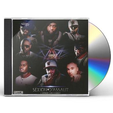 Sexion d'Assaut L'APOGEE A BERCY CD