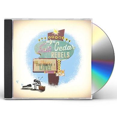Dan Johnson THE SALT CEDAR REBELS CD