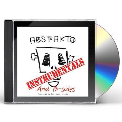 Abstrakto INSTRUMENTALS AND B-SIDES) CD