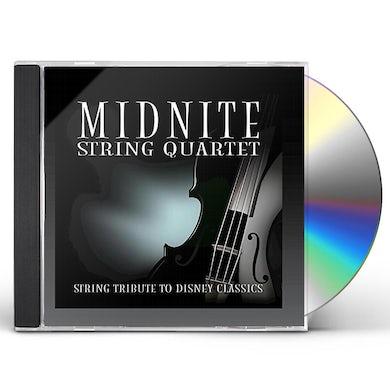 Midnite String Quartet MSQ PERFORMS DISNEY CLASSICS (MOD) CD