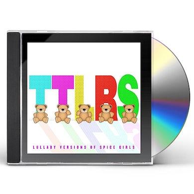 Twinkle Twinkle Little Rock Star LULLABY VERSIONS OF SPICE GIRLS CD