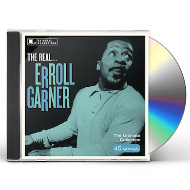 REAL ERROLL GARNER CD
